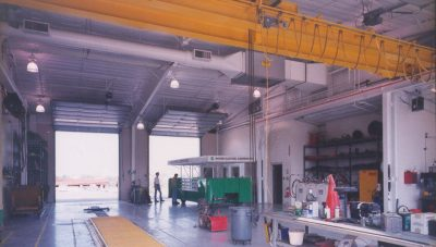Boone Electric Vehicle Maintenance Facility