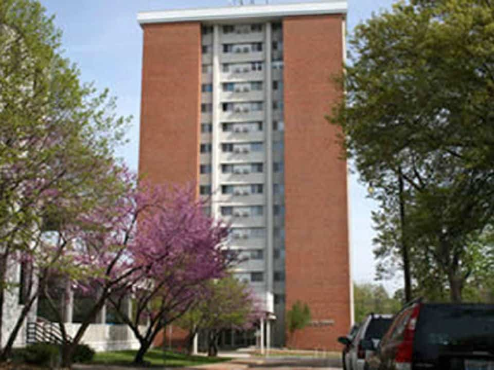 Paquin Tower is a Columbia Housing Authority Development in Columbia, Missouri.