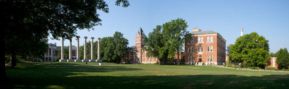 The PWA team completed a renovation of Switzler Hall, located on the Francis Quadrangle at the University of Missouri.