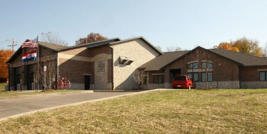 The City of Boonville held a Grand Opening for the new Boonville Fire Station in October of 2011.