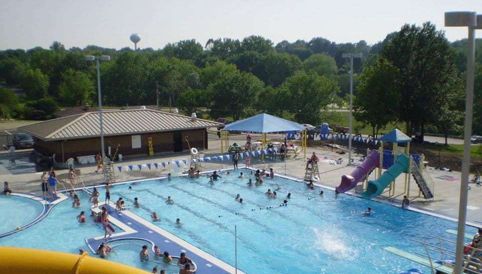 boonville lions park swimming pool pwarchitects inc