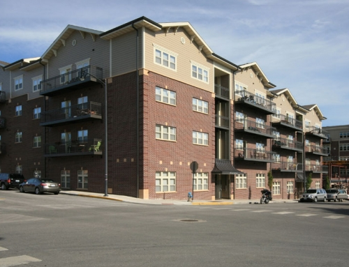 Tenth and Elm North Apartment Complex
