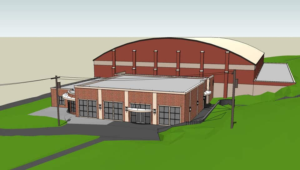 The Central Methodist University weight room addition project is an approximate 10,000 square foot addition to Puckett Fieldhouse.