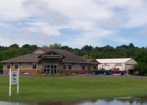 Grand River Medical Clinic in Brunswick, Missouri.