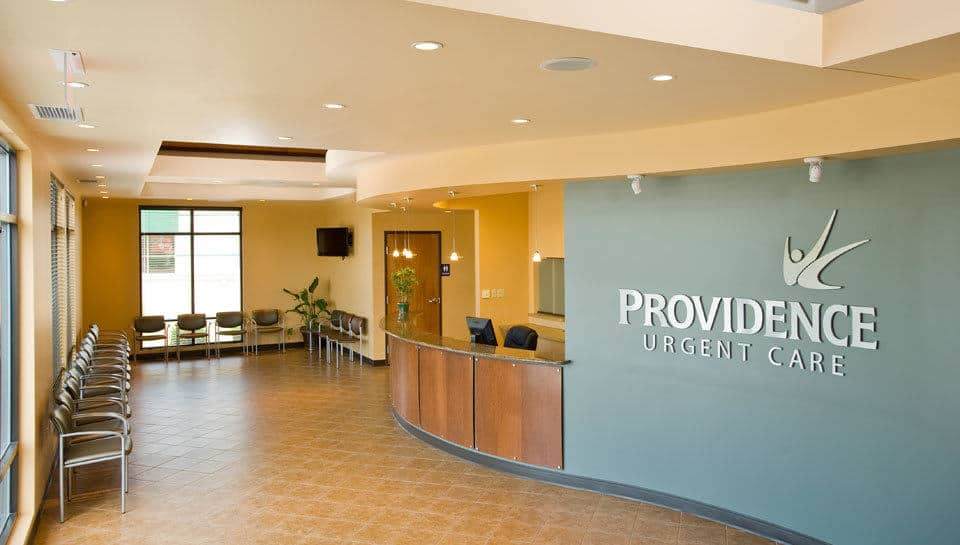 Providence Urgent Care facility in Columbia, Missouri