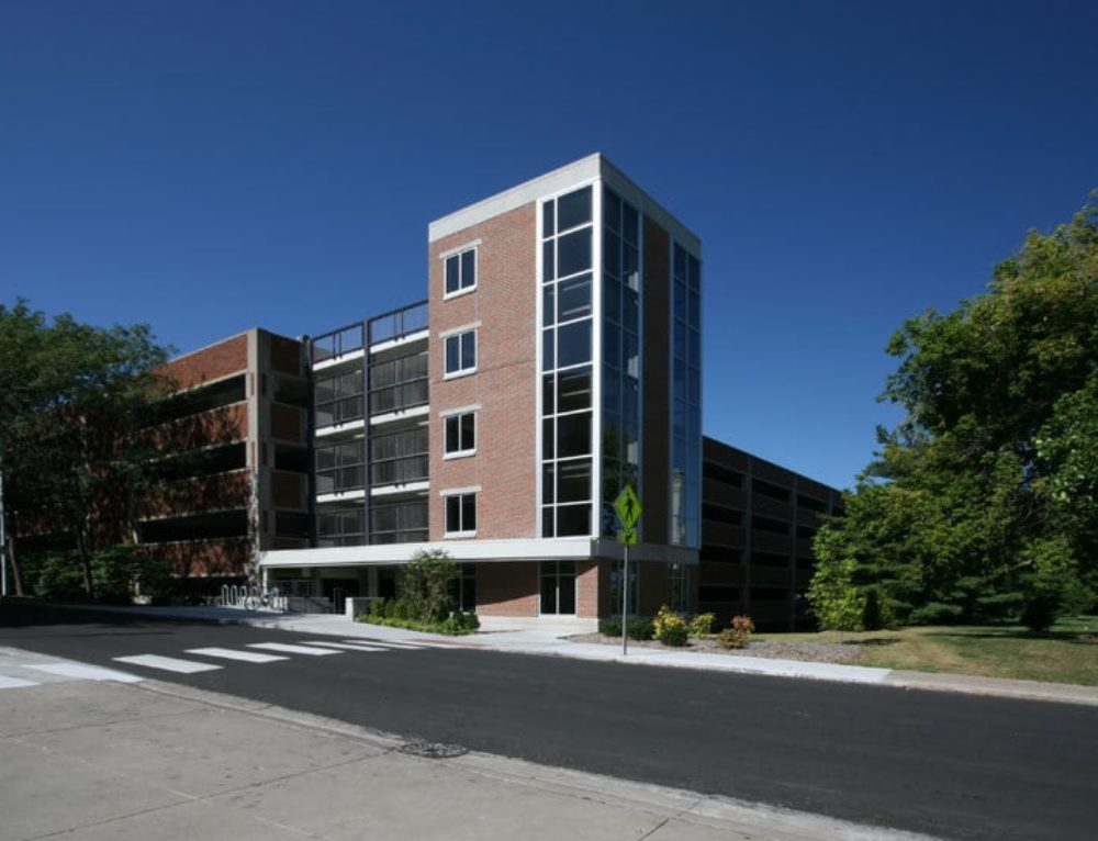 Turner Avenue Parking Garage Addition – The University of Missouri
