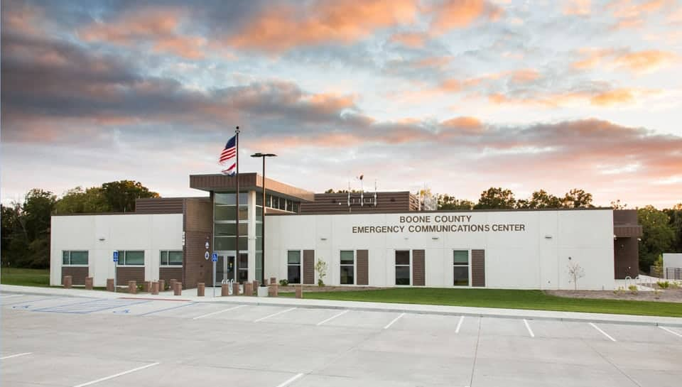 Boone County Emergency Operations Center