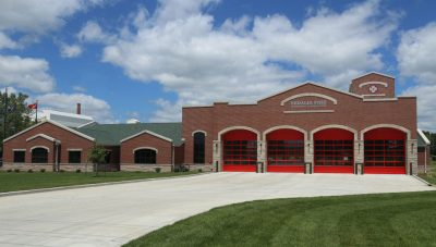 Sedalia Fire Department Headquarters, photo courtesy of City of Sedalia.