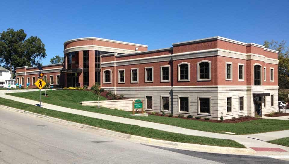 Thogmorton Center for Allied Health at Central Methodist University.