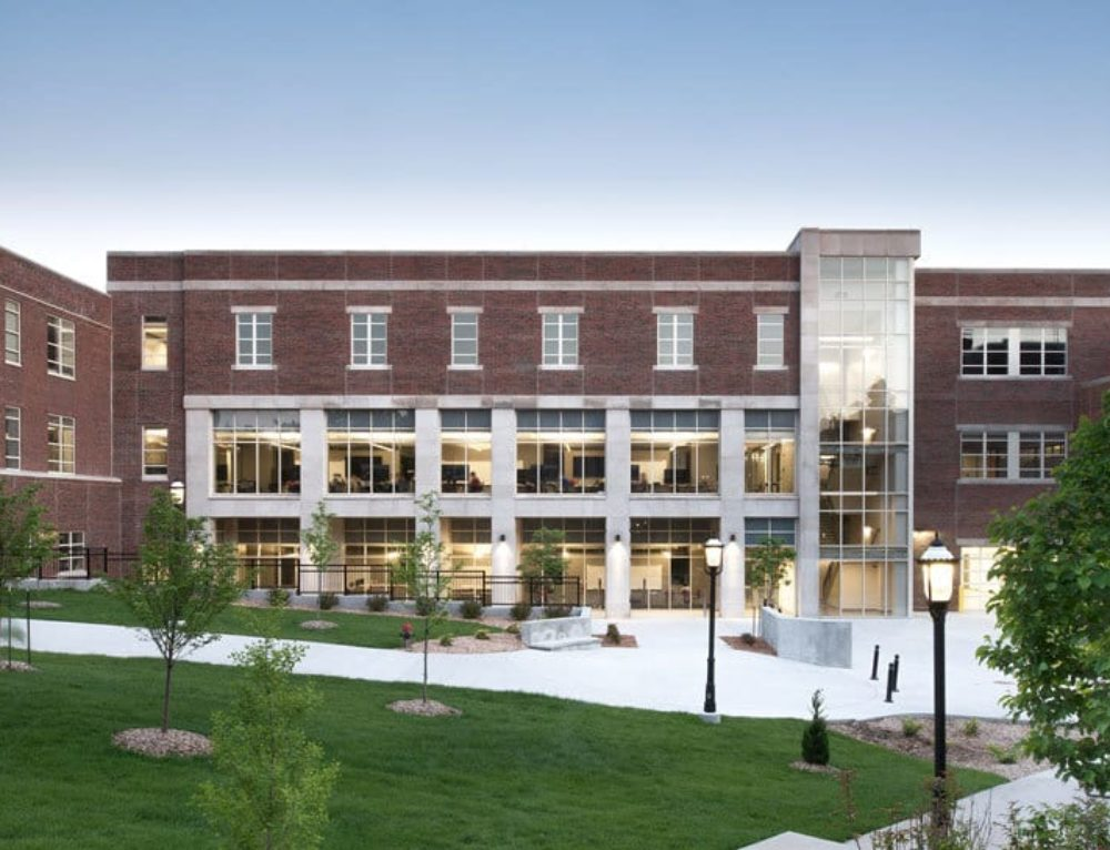 Lafferre Hall – 1935/44 Renovation & Repair – The University of Missouri