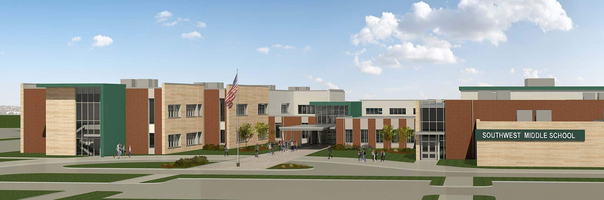 CPS-Middle School Exterior Overall