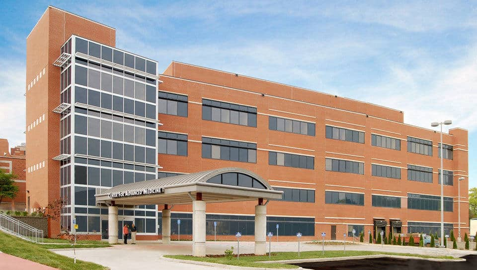 The Center for Advanced Medicine at Boone Hospital Center opened in May, 2006.