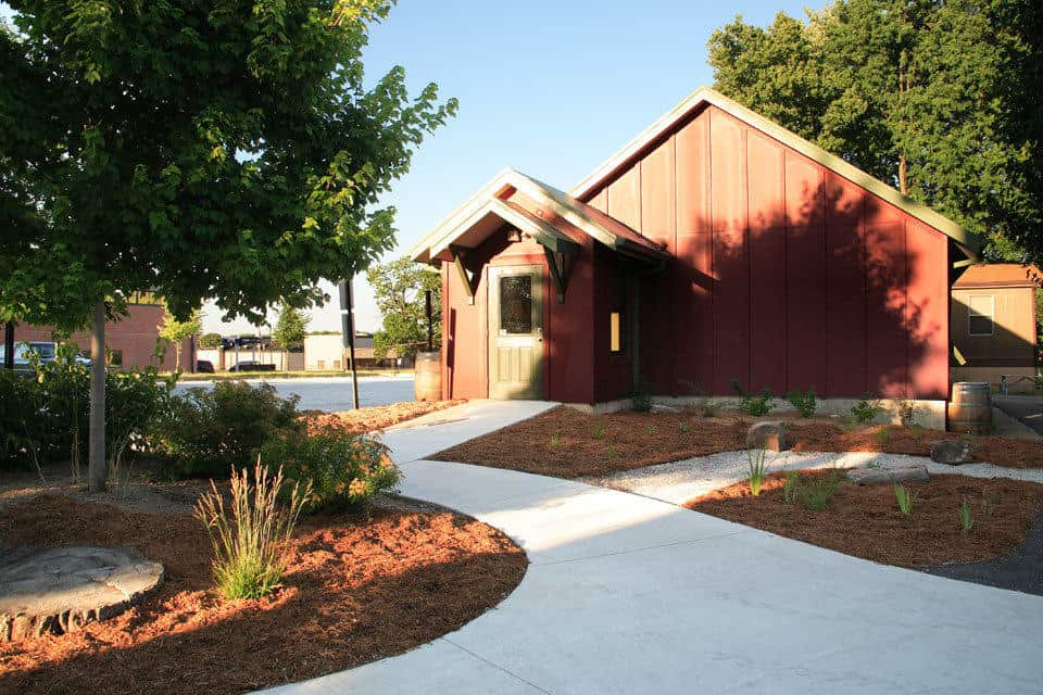 Eco Schoolhouse