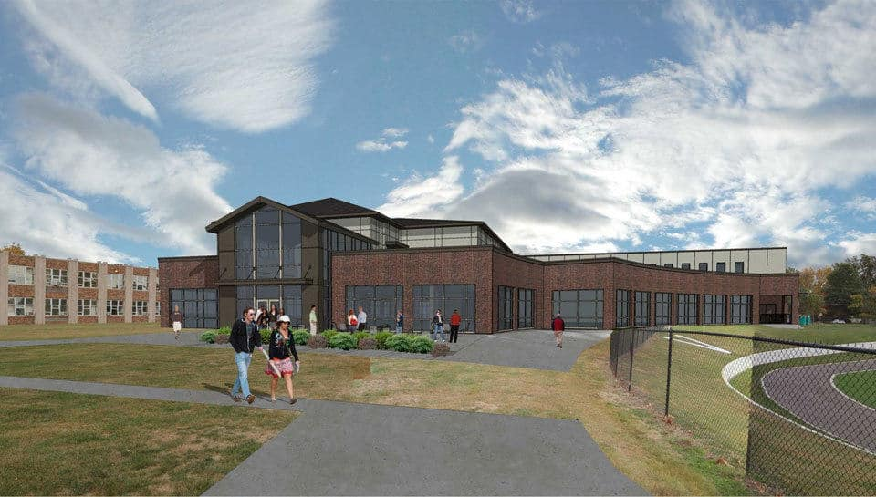 PWA worked with Missouri Valley College on the construction of their new Student Activity Center - the Malcolm Center for Student Life.