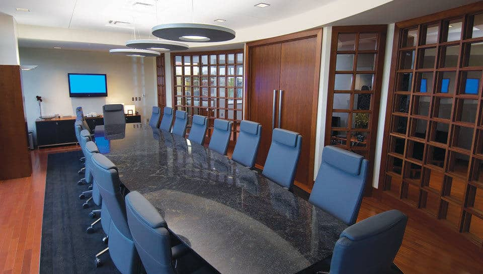 Williams Keepers Boardroom
