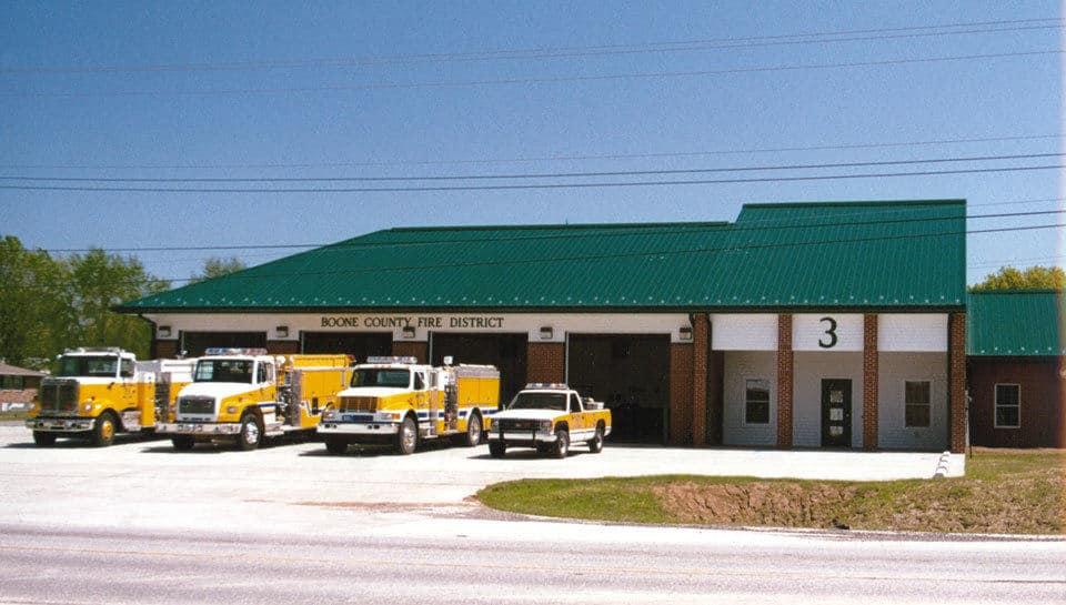 Station 3 in Hallsville, Missouri.