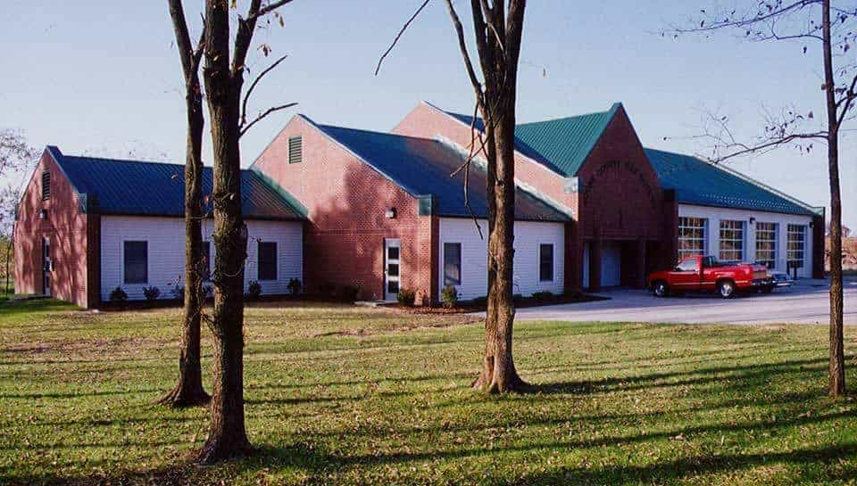 Boone County Fire Protection District Lake of the Woods Fire Station 1.