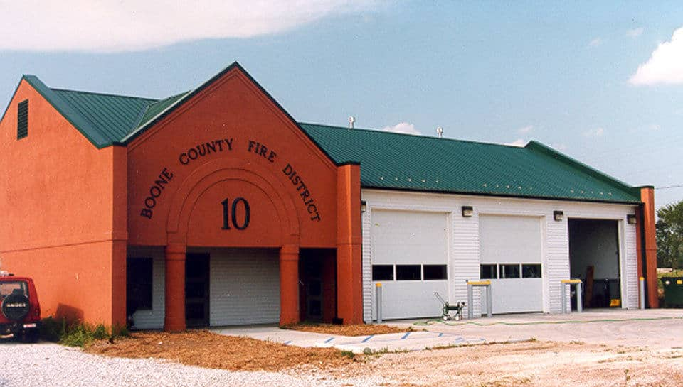 Station 10 in Centralia, Missouri.