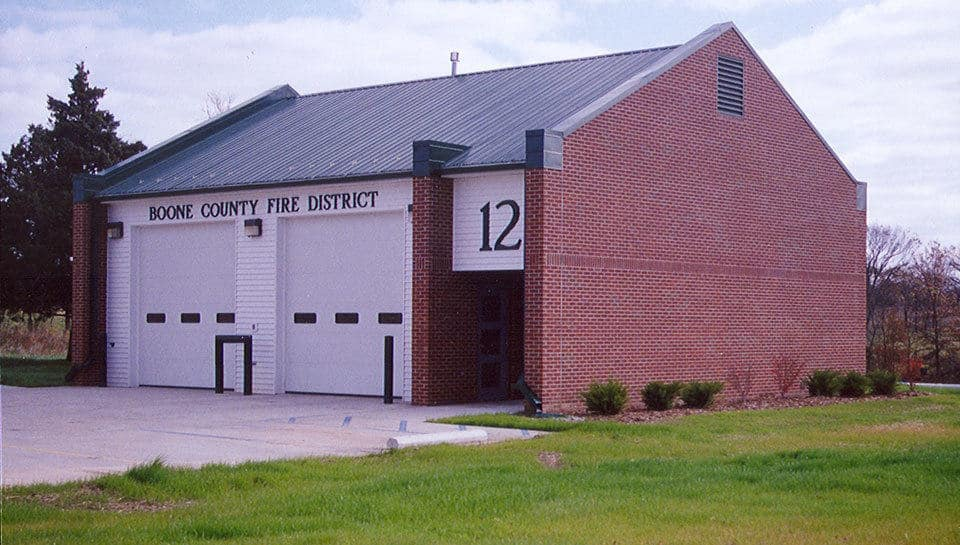Station 12 at Route WW.