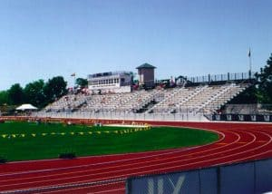 Audrey J. Walton Stadium Complex at the University of Missouri-Columbia.