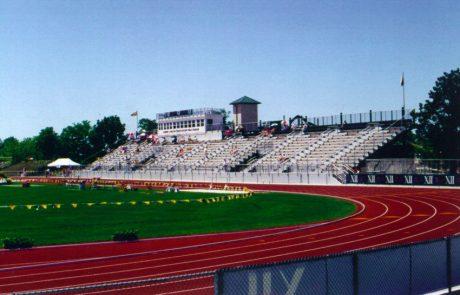 Audrey J. Walton Stadium Complex at the University of Missouri-Columbia.