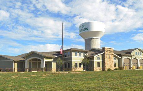 Jefferson City Fire Station No. 3, design by PWArchitects, Inc.