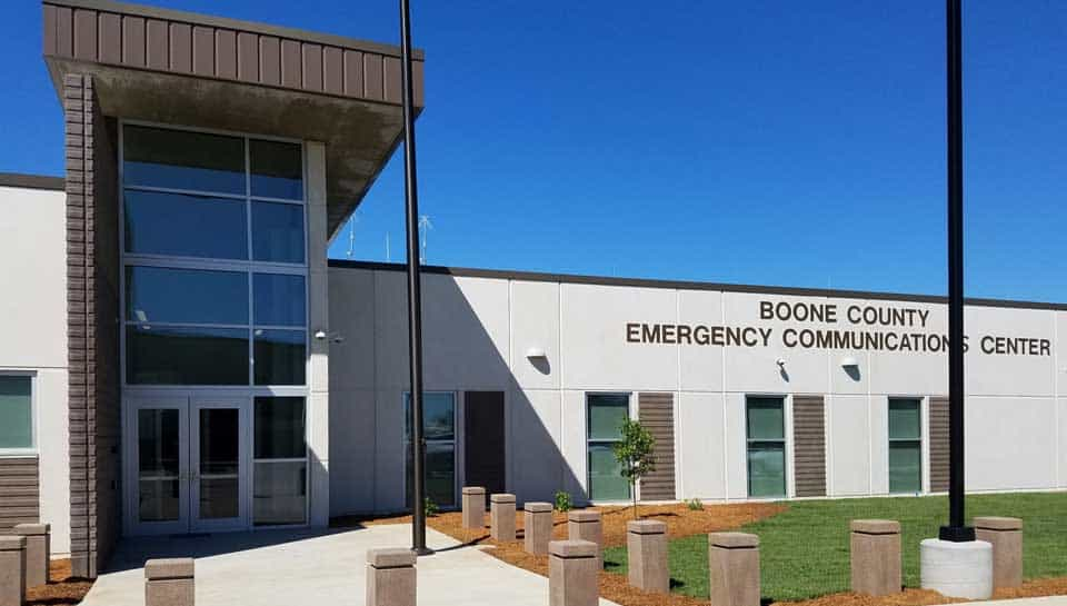 Emergency Operations Center – Boone County