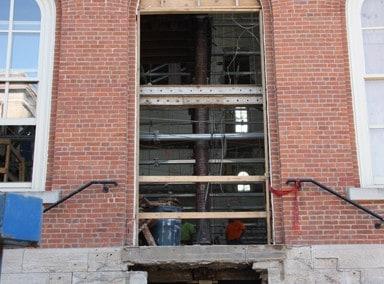 Switzler Hall Renovation, University of Missouri.