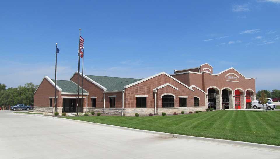 City of Sedalia Fire Headquarters