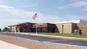 Beulah Ralph Elementary School, Columbia, Missouri.