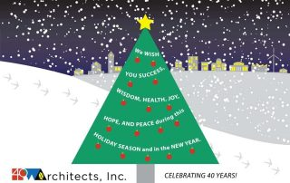 Happy Holidays from PWA.